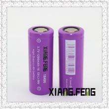 3.7V Xiangfeng 18490 1200mAh 16.5A Imr Wiederaufladbare Lithium-Batterie Batterie-Mods