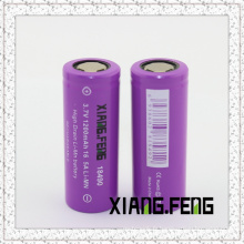 3.7V Xiangfeng 18490 1200mAh 16.5A Imr Rechargeable Lithium Battery Battery Mods