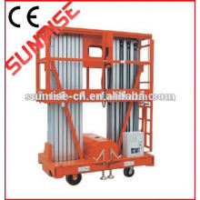 Factory price towable boom lift aerial working platform telescopic boom lift