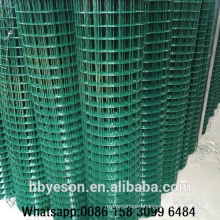 hot sale cheap pvc coated wire mesh fence