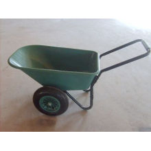 Manufacture Wheelbarrow Wb5002p in Jiaonan City of China