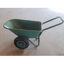 Fabricação de carrinho de mão Wb5002p na cidade de Jiaonan da China