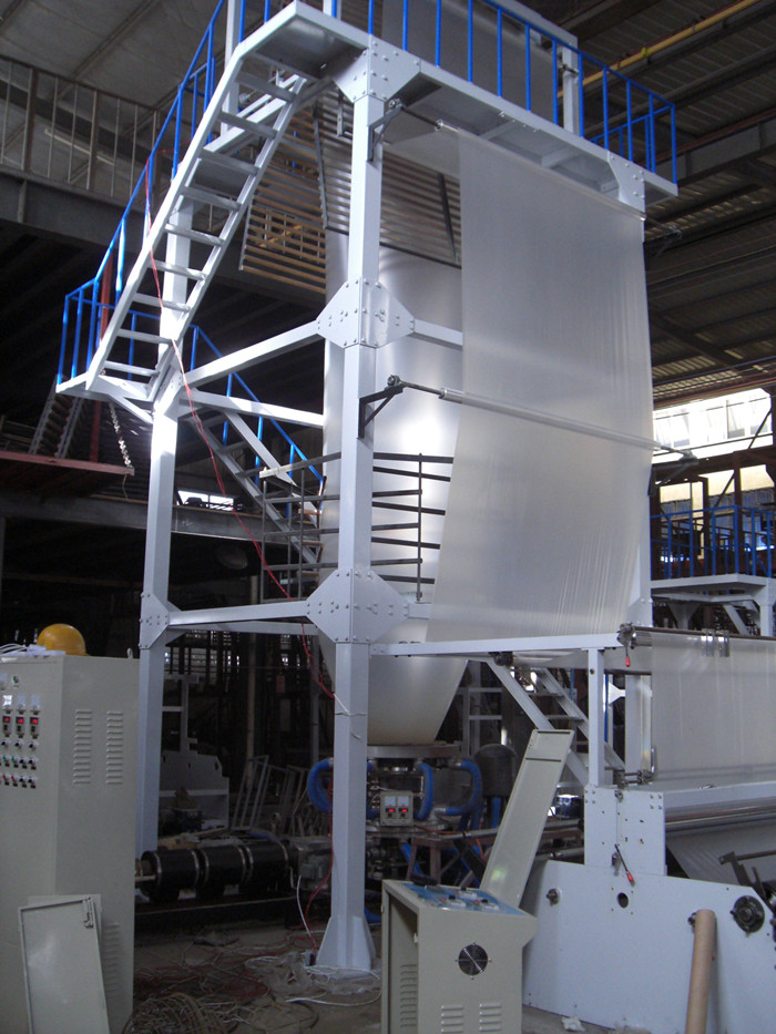 SJ-90 film blowing machine