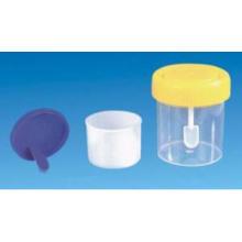 40ml Medicine Specimen Container (stool with spoon)