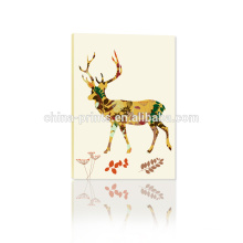 Abstract Animal Deer Canvas Painting in Bulk