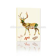 Абстрактные животного оленя Холст живопись в большом количестве