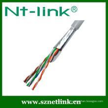 Fábrica que produz o cabo do LAN do preço do ftp do cat5e encalhado