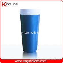 400ml Plastikdoppelschicht-Schalen-Deckel (KL-5010)