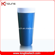 400ml Plastic Double Layer Cup Lid (KL-5010)