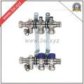 Vernickelender Wasserabscheider im Familien-Heizsystem (YZF-M800)