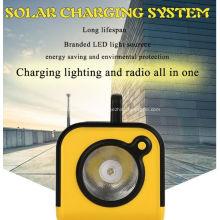 Sistema de energía micro solar