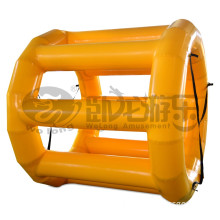 factory supply High Quality inflatable water wheel