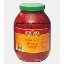 3320g Sambal Oelek Chili Paste Chili Sauce mit bester Qualität
