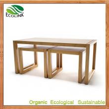 Premium Bamboo Furniture Premium Nesting Coffee Table