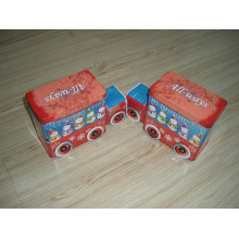 Food Grade Material Car Shaped Tin Box for Promotion
