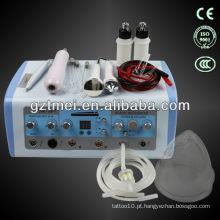 Limpeza facial ultra-sônica e máquina multifucntion acessório de mama