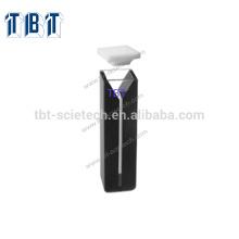 T-BOTA ES Quartz Glass Q-127 Micro-cellule avec parois noires et avec couvercle
