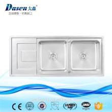 DS -11650 venda quente de aço inoxidável stand Malásia USADO pia da cozinha para venda