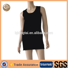 Wholesale fashion 12gg one piece women knit dress