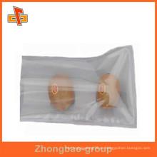Guangzhou fabricantes grado alimenticio sellado de plástico de embalaje al vacío bolsa para alimentos
