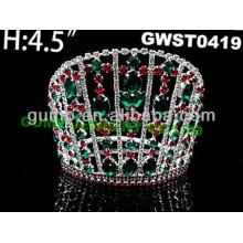 Tiara de encargo del día de la Navidad -GWST0419