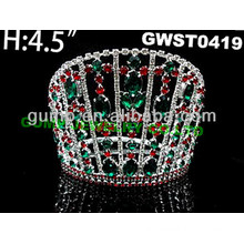 custom Christmas day tiara -GWST0419