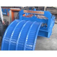 Máquinas curvadoras de metal para panel de techado