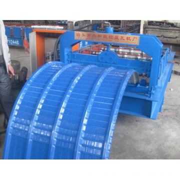 Best Quality Curving Roof Panel Roll Forming Machine