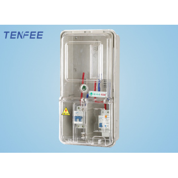 Transparent Meter Boxes (Single-Phase)