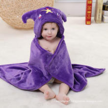 Super Soft Newborn Baby Flannel Blanket / 3D Stereoscopic Cloak/ Libra