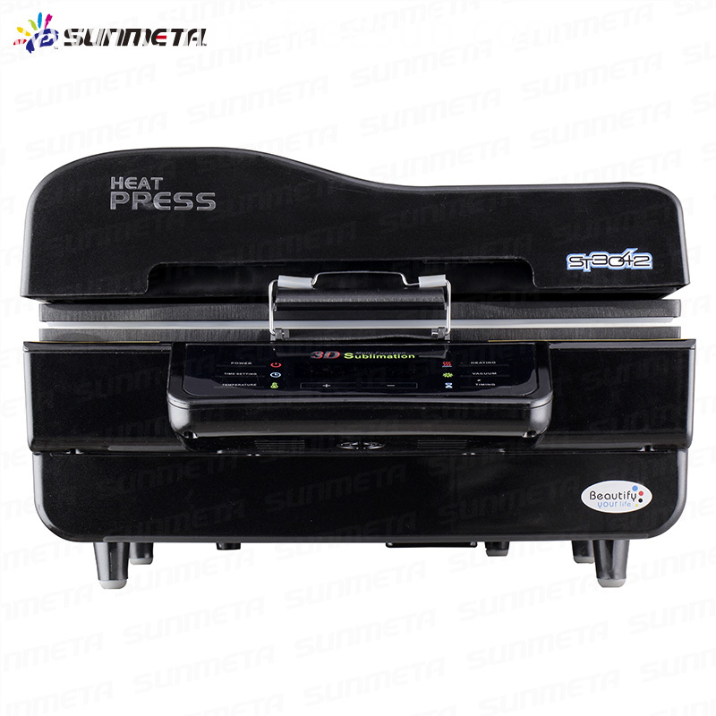 Sunmeta 3d sublimation machine for sale