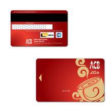 Cartão de Membro Magstripe Stripe Card VIP Card com Alta Qualidade