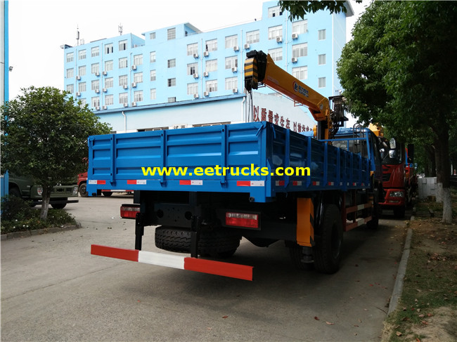 8 Ton Truck Mounted Cranes