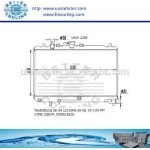 Radiador automático para MAZDA REVUE 90-99 121MAN 99-96 13i 1.6V MT