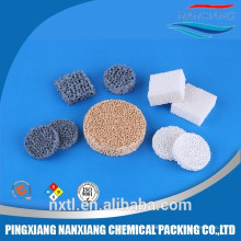 best price casting used porous alumina ceramic foam filter SIC alumina material.