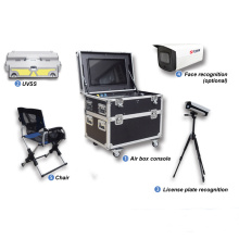 Portable Uvss System Under Vehicle Surveillance System