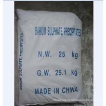 Sulfato de bario para pintura tinta plastificado