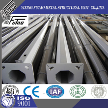 3-12M Steel Light Pole OEM Galvanized