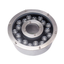 Piscine de pêche utilisée 18W LED Fountain Light