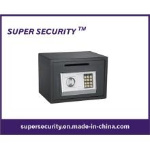 Caja de seguridad electrónica de bloqueo de depósitos de depósito (STB1014)