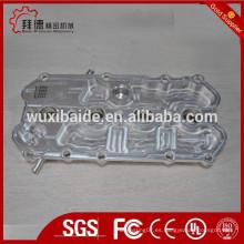 Piezas del motor de la cubierta del motor de las piezas de aluminio