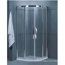 Bathroom Easy Clean Tempered Glass Shower Room (H001A)