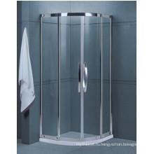 Ванная Легкая Чистая Закаленная стеклянная душевая комната (H001A)