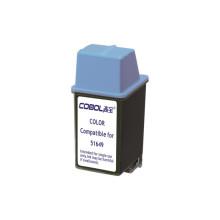 Cartucho de inyección de tinta 51649 para HP