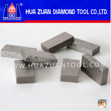 High Efficiency Segment for Granite Cutting