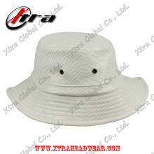 Moda unisex Snakeskin cuero sombrero