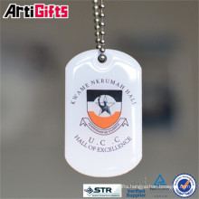 Factory direct sale cheap metal lucky dog tag