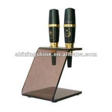 2016 hot sale custom makeup machine brush holder