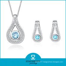 Luxury Rhodium Plating Silver 10 Years Manufacturer (J-0147)