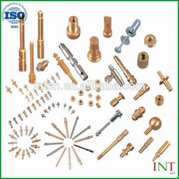 venta caliente de piezas de precisión estándar